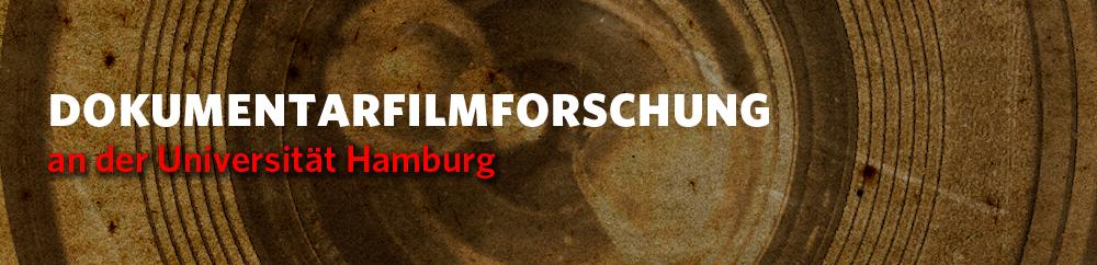 Dokumentarfilmforschung an der Universität Hamburg
